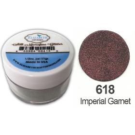 Imperial Garnet - Silk Microfine Glitter