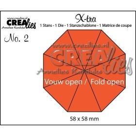 X-tra No. 02 - Vouw Open 8 Delen