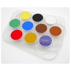PanPastel Palette Tray (10 kleuren)