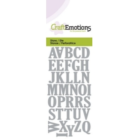 Mal 163 - Uppercase Alphabet