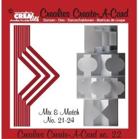 Creata A Card No. 22