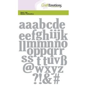 Mal 502 - Lowercase Alphabet