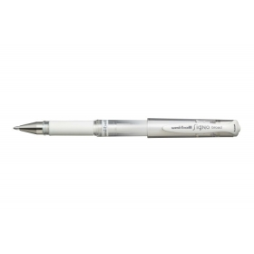 Uni-ball Signo Broad Gelpen White