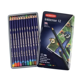 Inktense Pencils 12 Stuks