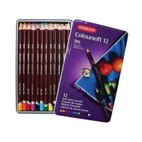 Coloursoft Pencils 12 Stuks