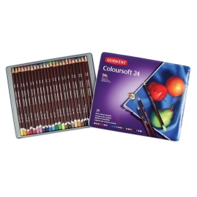 Coloursoft Pencils 24 Stuks