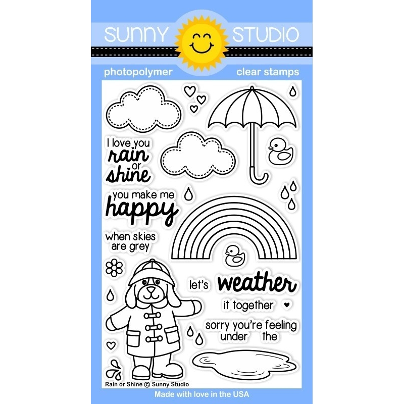 Rain or Shine Stamps