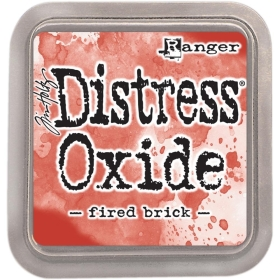 Distress Oxide Fired Brick ( Leverbaar Medio Maart )