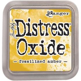 Distress Oxide Fossilized Amber  ( Leverbaar Medio Maart )