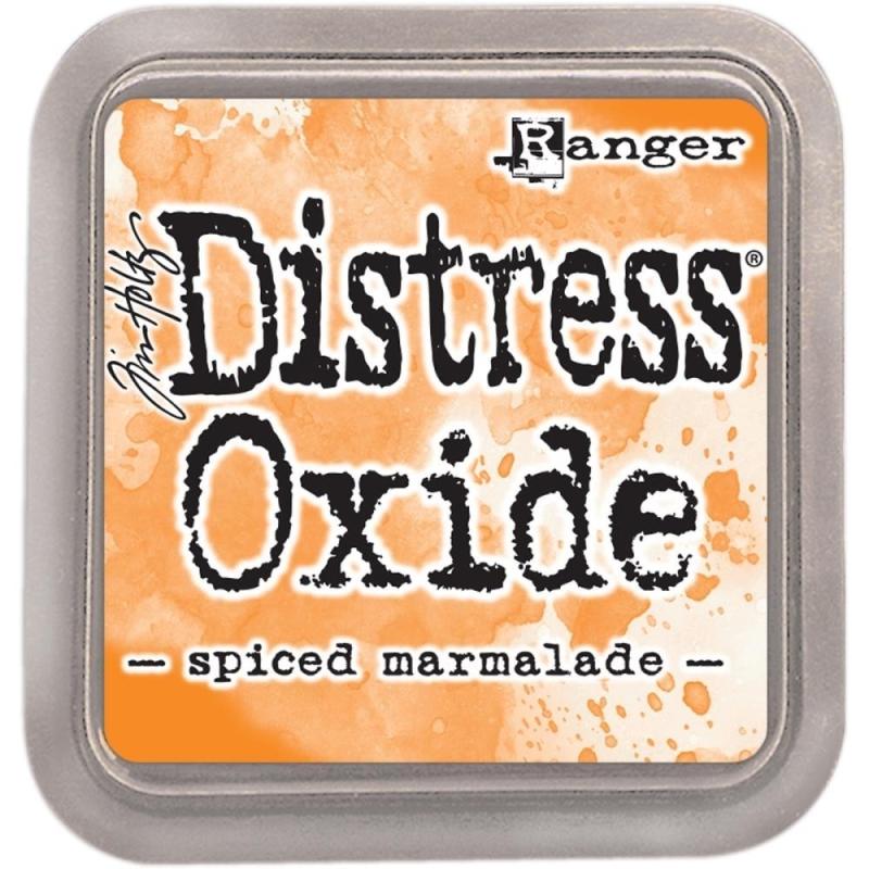 Distress Oxide Spiced Marmalade ( Leverbaar Medio Maart )