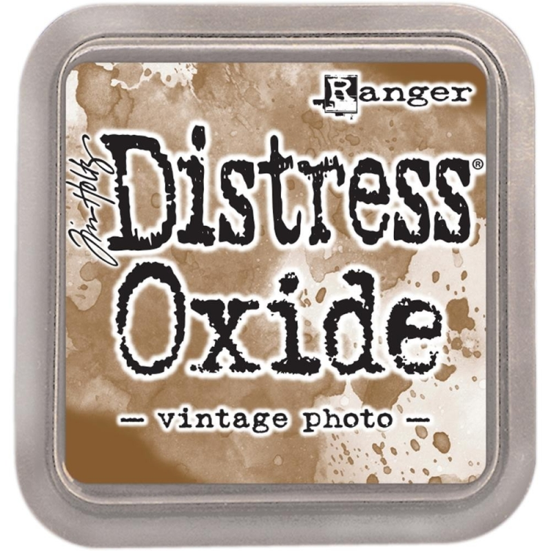 Distress Oxide Vintage Photo  ( Leverbaar Medio Maart )