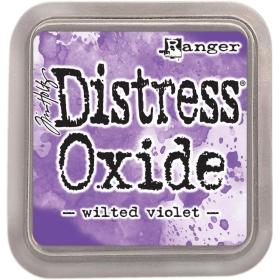 Distress Oxide Wilted Violet ( Leverbaar Medio Maart )