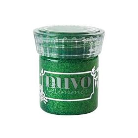 Emerald Green Glimmer Paste