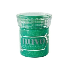 Peridot Green Glimmer Paste