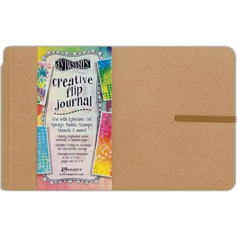 Dylusions Creative Flip Journal