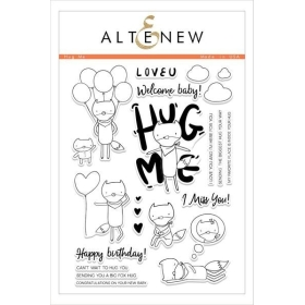 Hug Me Clear Stamps