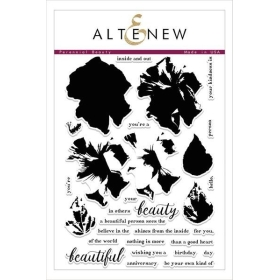 Perennial Beauty Clear Stamps