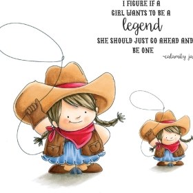Cowgirl Squidgy