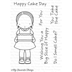 Happy Cake Day Stamps