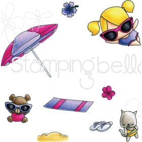 The Littles Umbrella Set