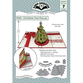 Mal 1020 - Christmas Tree Pop-up