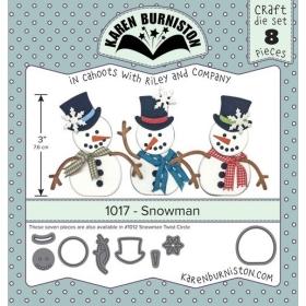 Mal 1017 - Snowman