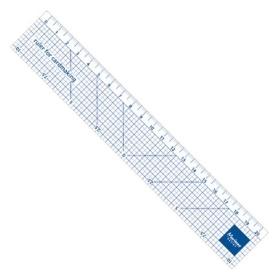 Liniaal Marianne Design 20 cm.