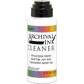 Archival Ink Cleaner