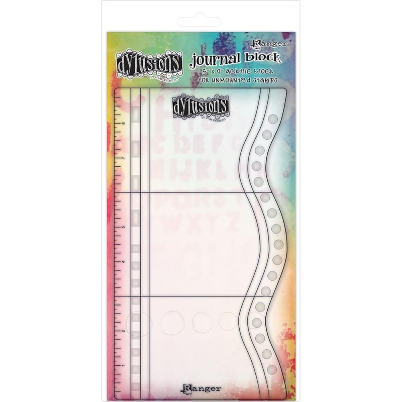 Dylusions Journaling Block Small