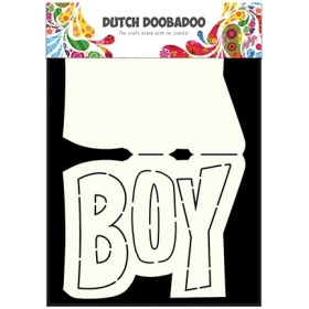 Text Boy (Card Art)