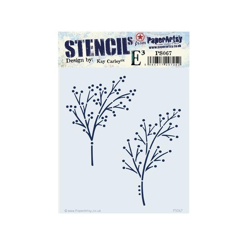 Stencil PS067