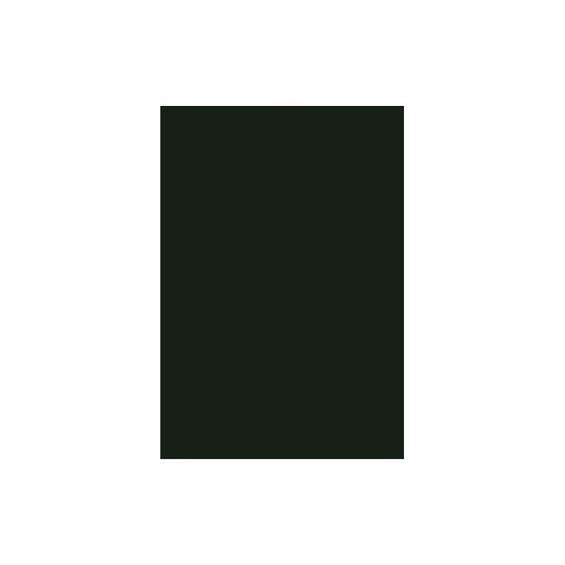 Foam Sheets Black 22 x 30 cm (10 stuks)
