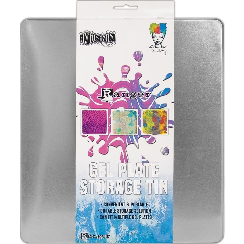 Gel Press Storage Tin