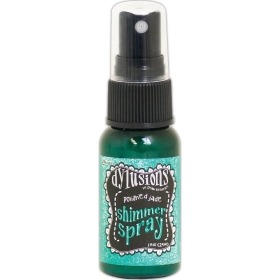 Shimmer Spray Polished Jade