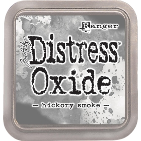 Distress Oxide Hickory Smoke