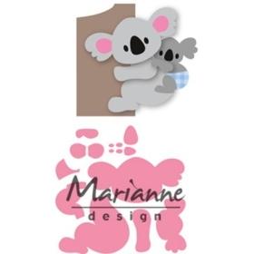 COL1448 - Eline's Koala & Baby