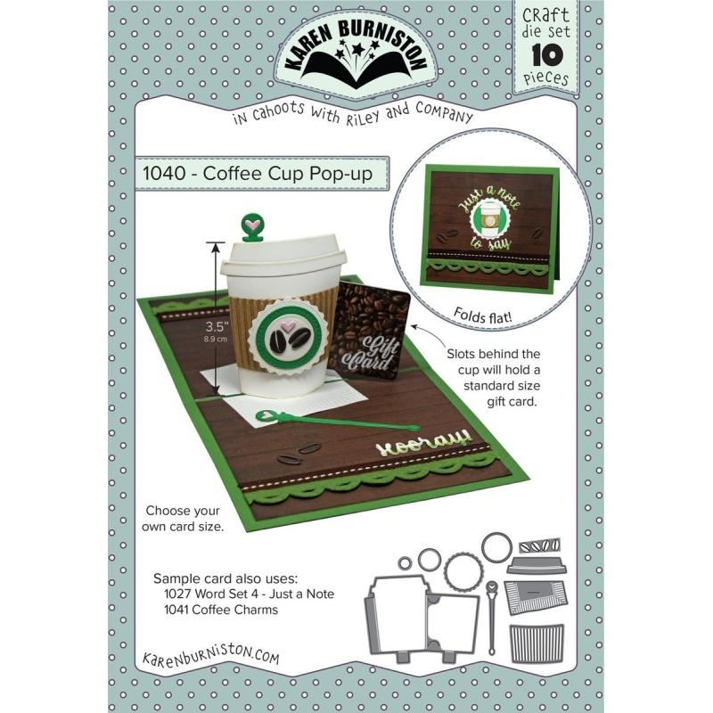 Mal 1040 - Coffee Cup Pop-up