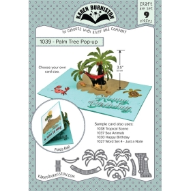 Mal 1039 - Palm Tree Pop-up
