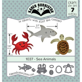 Mal 1037 - Sea Animals