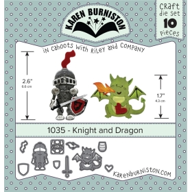 Mal 1035 - Knight and Dragon