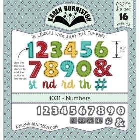 Mal 1031 - Numbers