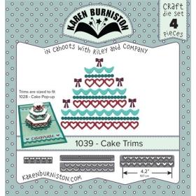 Mal 1029 - Cake Trims