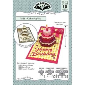 Mal 1028 - Cake Pop-up