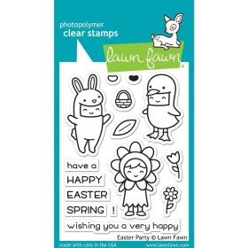 Easter Party Stamps (Pre-order)