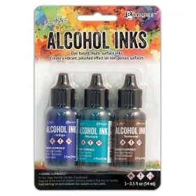 Mariner Alcohol Ink