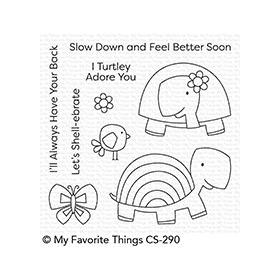Too-Cute Turtles Stamps