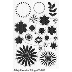 Bold Blossoms Stamps