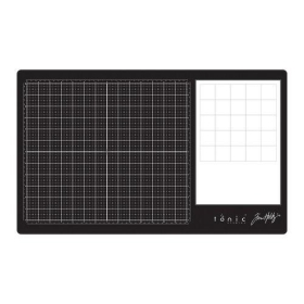 Glass Media Mat (58,4x35,6cm)