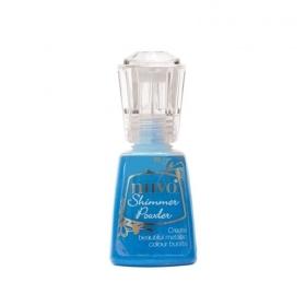 Shimmer Powder Blue Blitz