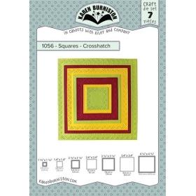 Mal 1056 - Squares - Crosshatch (Pre-order, leverbaar begin juni)
